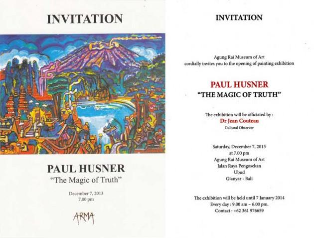 Paul husner painting exhibition at arma museum bali painting paul husner painting exhibition at arma museum stopboris Choice Image